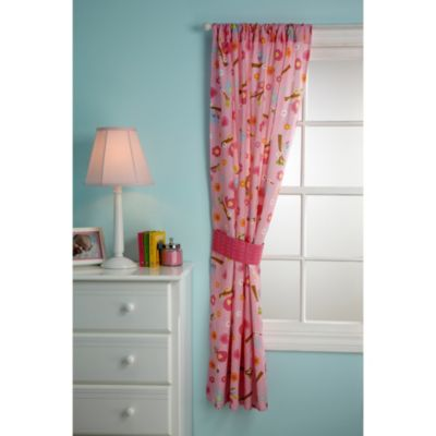 NoJo® Lil Bedding Window Curtain Panel in Sweet Birds