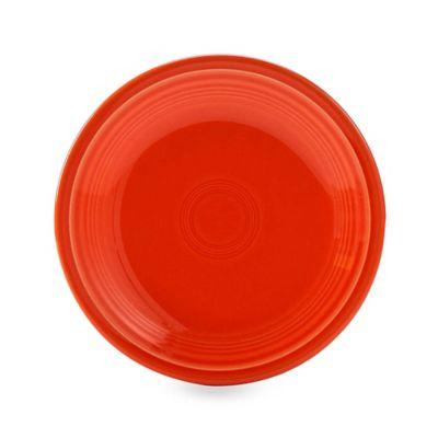 Fiesta® Salad Plate in Poppy