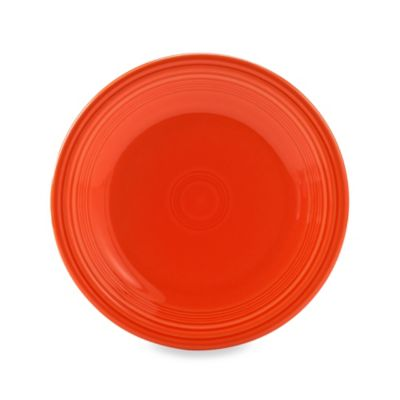 Fiesta® Dinner Plate in Poppy