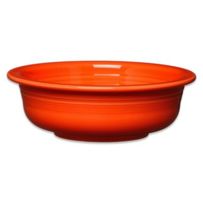 Serving Bowl in Poppy