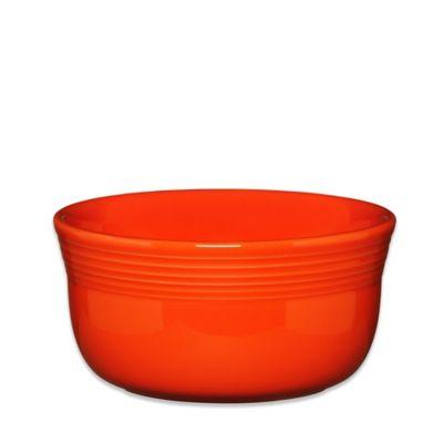 Fiesta® Gusto Bowl in Poppy