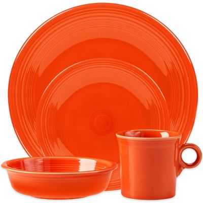 4-Piece Place Setting in Poppy