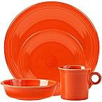 Fiesta® 4-Piece Place Setting in Poppy