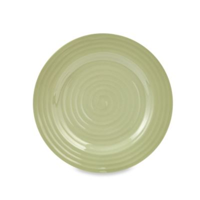 Portmeirion Plate in Sage Better Casual Dinnerware