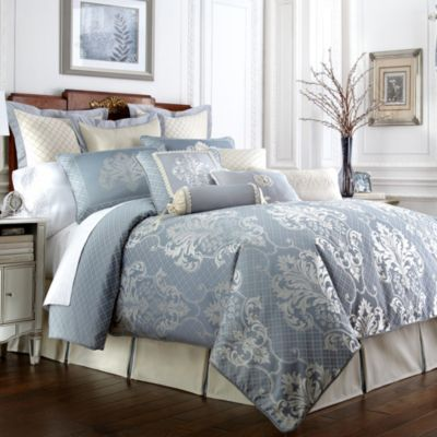 Waterford® Linens Newbridge California King Bed Skirt