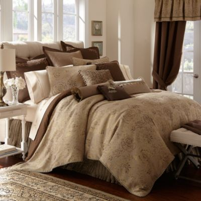 Waterford® Linens Orla Reversible Queen Duvet Cover