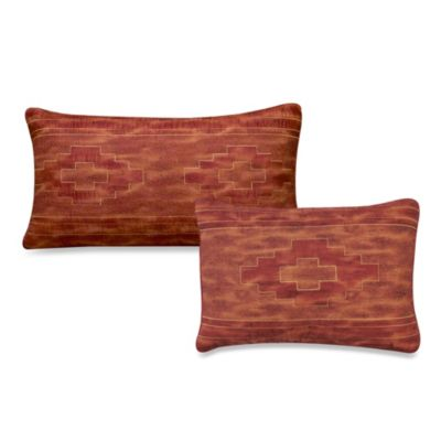 Donna Sharp Red Desert Standard Pillow Sham