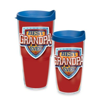 Tervis® Best Grandpa Ever 24 oz. Wrap Tumbler with Lid