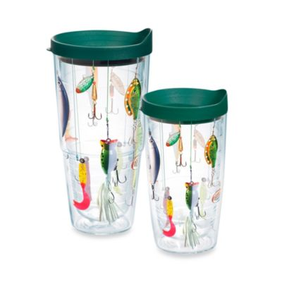Tervis® Fishing Lures 24 oz. Wrap Tumbler with Lid