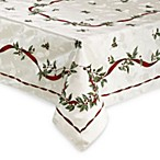 Christmas Laurel Tablecloth