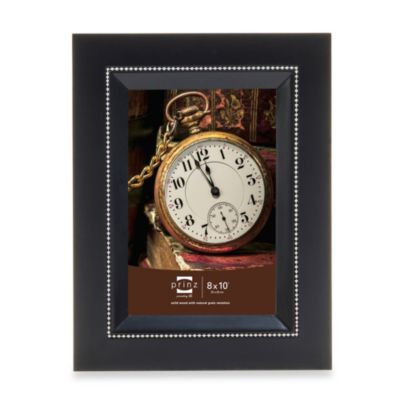 Prinz Bishop 8-Inch x 10-Inch Wood Frame in Black