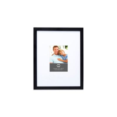 Prinz Gallery Expressions PS Wide Mat 11-Inch x 14-Inch Frame
