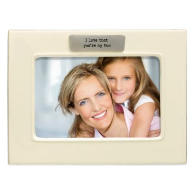 Grasslands Road® 4-Inch x 6-Inch Mom Sentiment Frame
