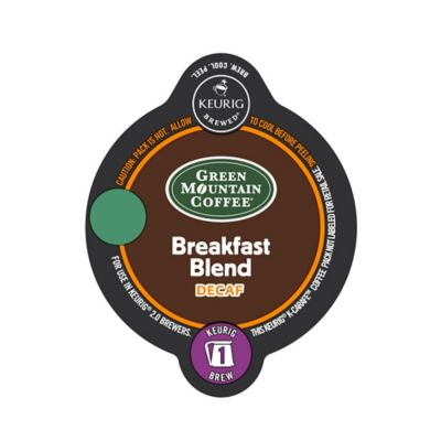 Green Mountain Coffee® Breakfast Blend Decaf
