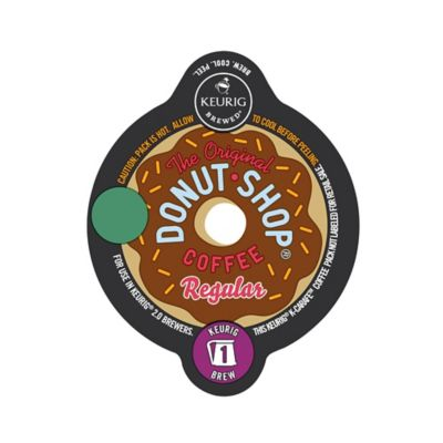 Keurig® K-Carafe™ Pack 8-Count The Original Donut Shop® Medium Roast Coffee