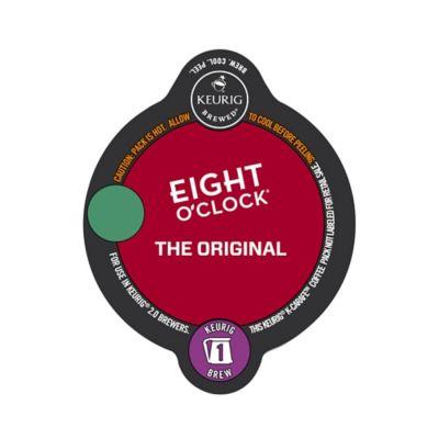 Keurig® K-Carafe™ Pack 8-Count Eight O' Clock® Original Medium Roast Coffee