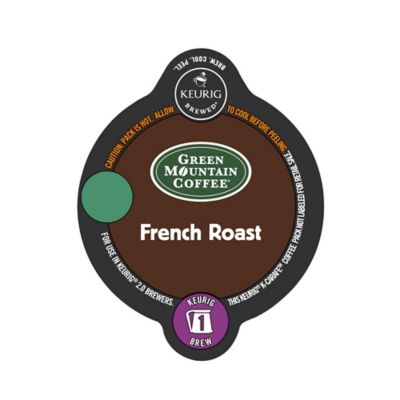 Keurig® K-Carafe™ Pack 8-Count Green Mountain Coffee® French Roast Coffee