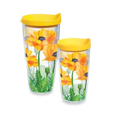 Tervis® Poppies 16 oz. Wrap Tumbler with Lid