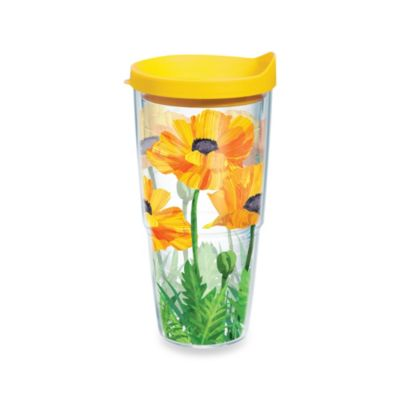 Tervis 24-Ounce Yellow Tumbler Lid