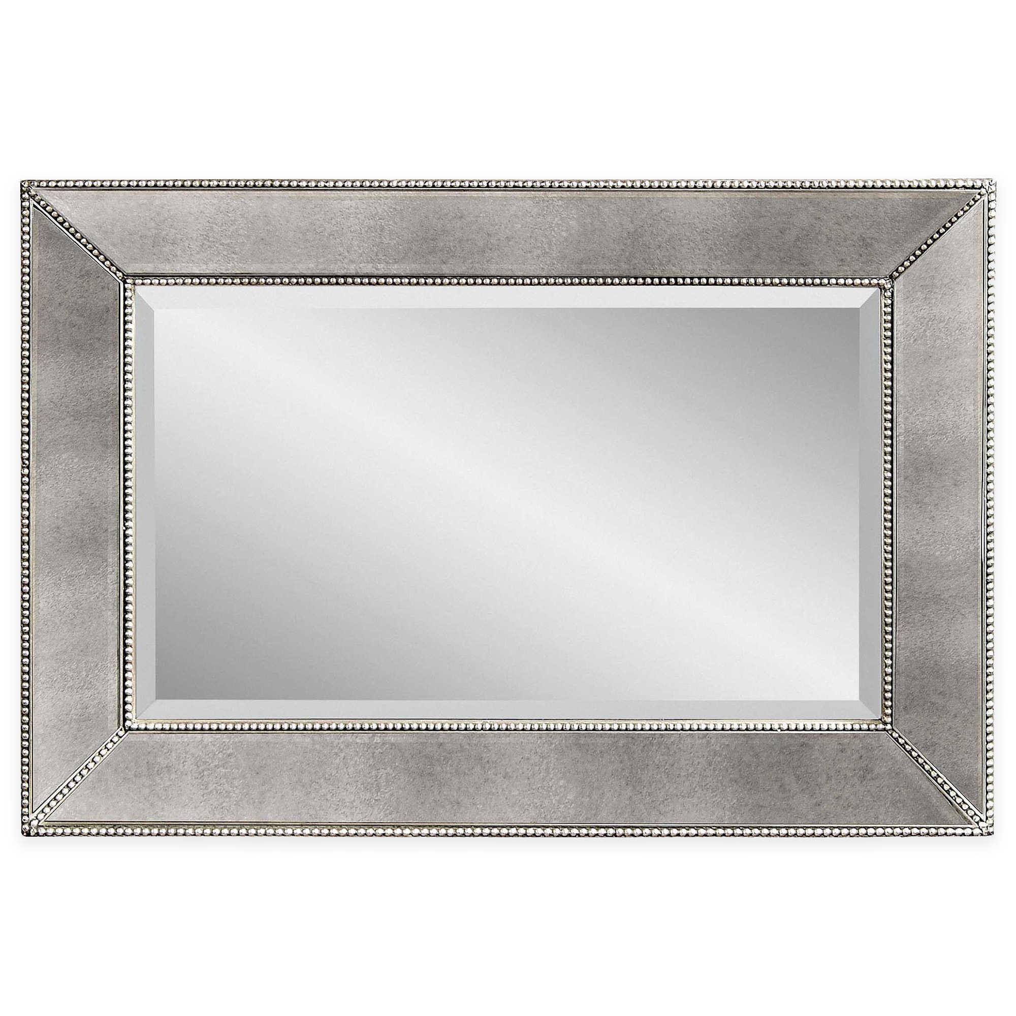 antique silver mirror images