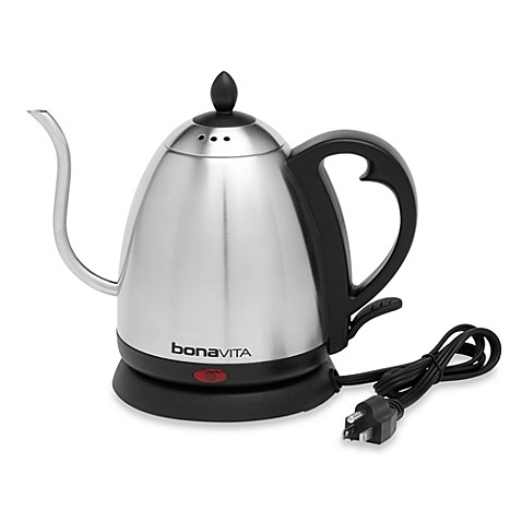 Buy Bonavita 174 33 5 Ounce Electric Gooseneck Kettle In