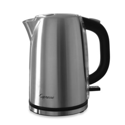 H2O Steel Electric Water Kettle