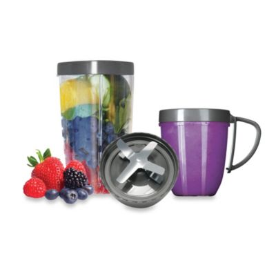 Magic Bullet® NutriBullet® Deluxe 5-Piece Upgrade Kit