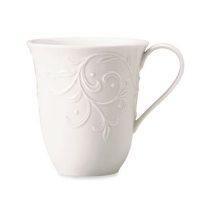 Lenox® Opal Innocence™ Carved Mug