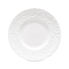 Lenox® Opal Innocence™Carved Party Plate