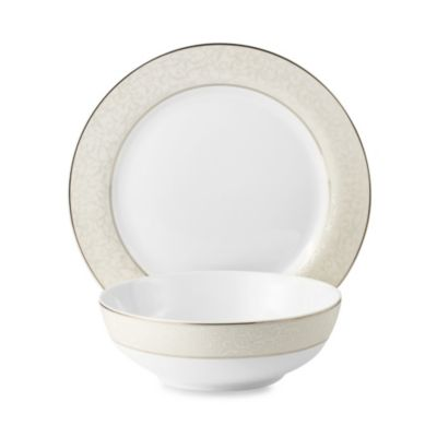 Mikasa® Parchment 2-Piece Serve Set