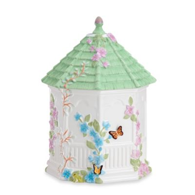 Lenox® Butterfly Meadow® Gazebo Cookie Jar