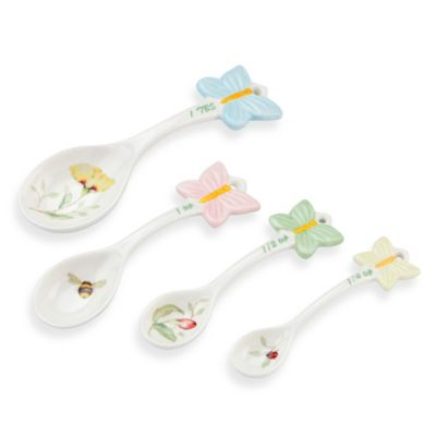 Lenox® Butterfly Meadow® Measuring Spoons (Set of 4)