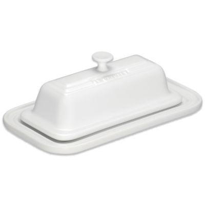 Broiler Safe Butter Dish