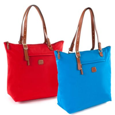 Blue Foldable Tote