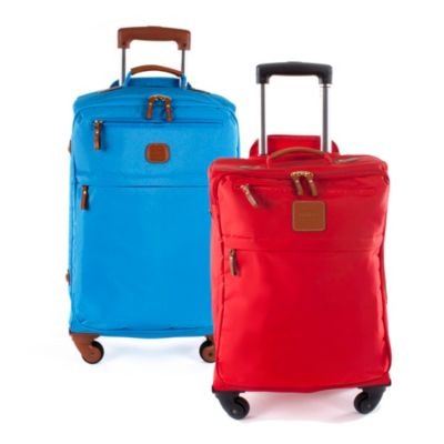 Bric's X-Bag 21-Inch Carry-On Spinner Trolley in Blue
