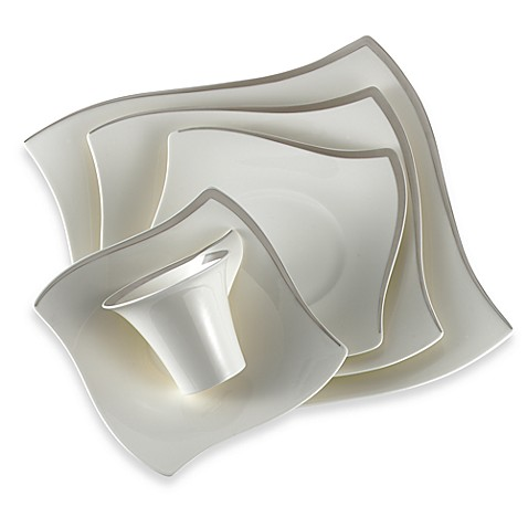 NewWave Premium Platinum Dinnerware by Villeroy and Boch