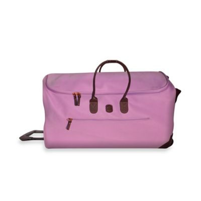 Bric's MyLIFE 28-Inch Rolling Duffel in Wisteria