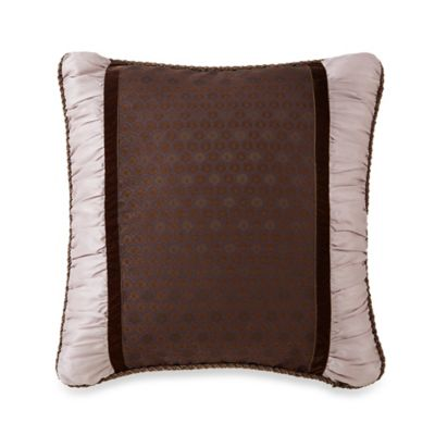 Waterford® Linens Lansing 20-Inch Square Throw Pillow