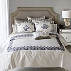 Blissliving® Home Daliya Duvet Cover Set in Navy