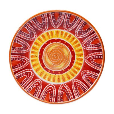 Certified International Tapas Round 13-Inch Platter