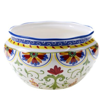 Certified International Amalfi Deep Bowl