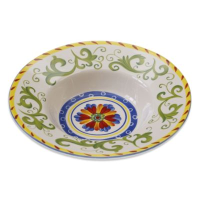 Certified International Amalfi Serving Bowl