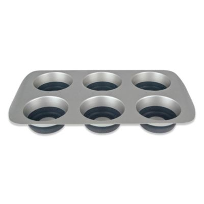Curtis Stone Pop Out 6-Cup Muffin Pan