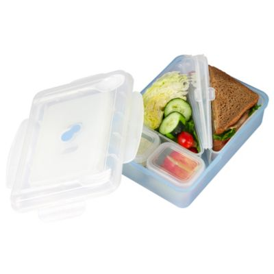 Rove Bistro Box with Gel Insert in Blue