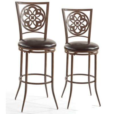Hillsdale Marsala 26-Inch Swivel Counter Stool