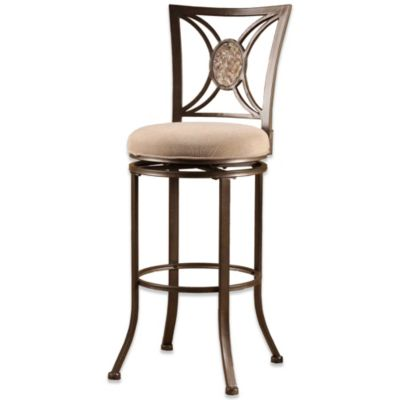 Hillsdale Rowan 26-Inch Swivel Counter Stool