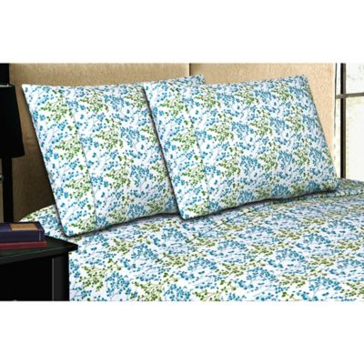 Micro Lush Microfiber Twin Sheet Set Bedding