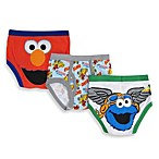 Sesame Street® Elmo and Friends 3-Pack Toddler Briefs