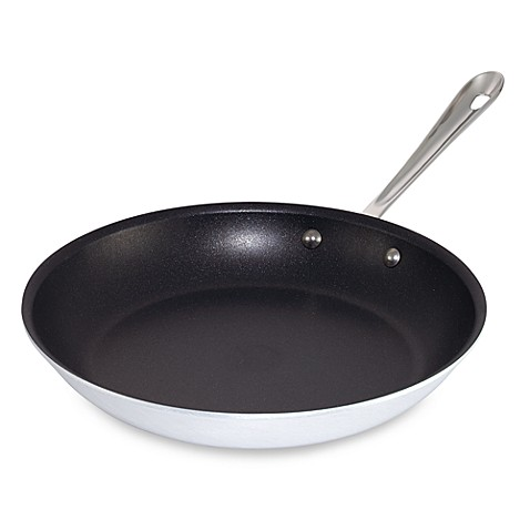 All-Clad Master Chef II 12-Inch Non-Stick Fry Pan