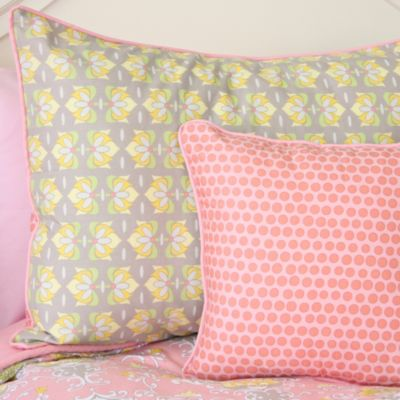 Caden Lane® Amy's Garden Standard Pillow Sham